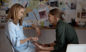 Câteva conversații despre o fată foarte înaltă (2018)