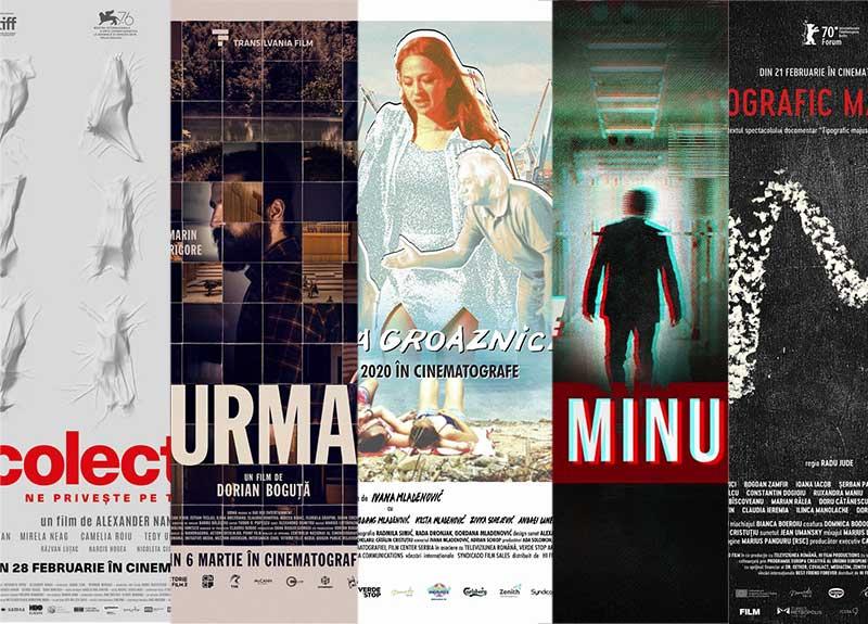 premiere de film romanesti
