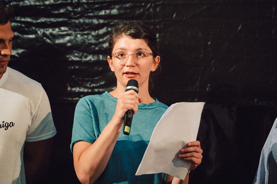 Carla Fotea, producător