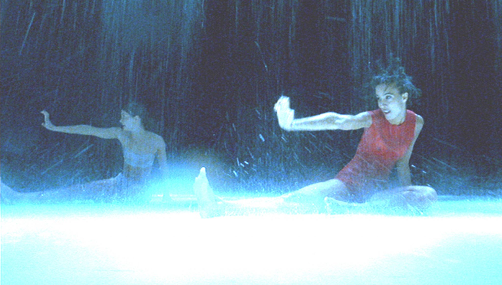 Still from Chrysalis (2002), by choreographed by Wayne McGregor, directed by Olivier Mėgaton.