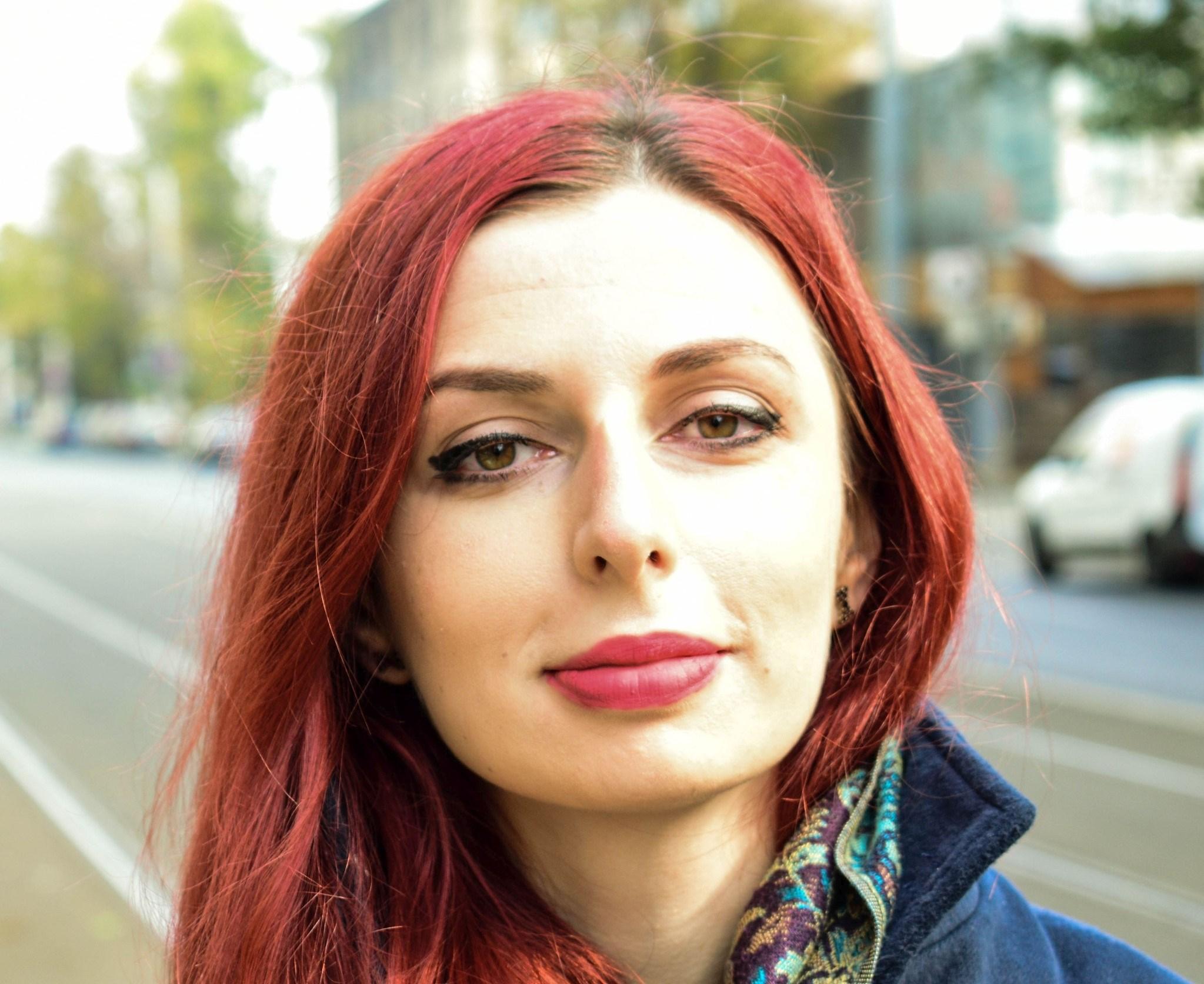 Irina Trocan.