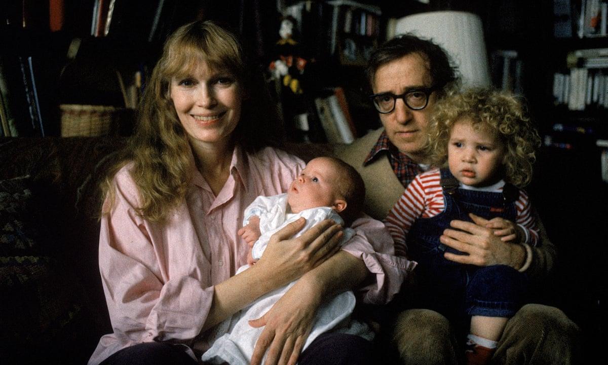 Mia, Ronan și Dylan Farrow, Woody Allen (Allen v. Farrow)